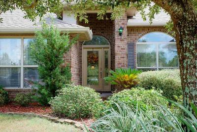 Gulf Breeze Single Family Home For Sale: 1489 Woodlawn Way
