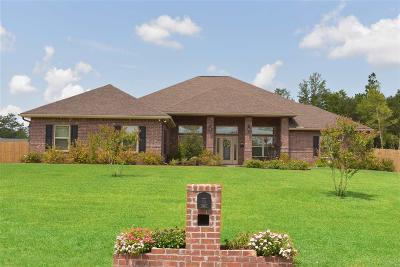Milton Single Family Home For Sale: 6125 Broadfield Ct