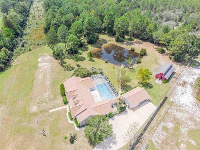 Pensacola Single Family Home For Sale: 3607 Nighthawk Ln
