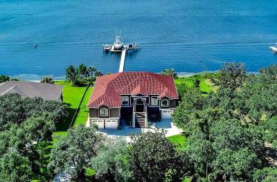 Pensacola, Pensacola Beach, Perdido, Perdido Key, Bagdad, Gulf Breeze, Milton, Navarre, Navarre Beach, Pace Single Family Home For Sale: 4449 Soundside Dr