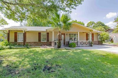 Gulf Breeze Single Family Home For Sale: 1179 Redwood Ln