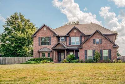 Milton Single Family Home For Sale: 9072 Iron Gate Blvd