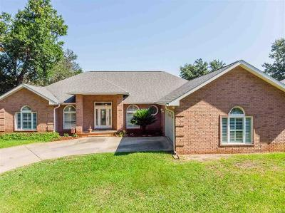 Pensacola Single Family Home For Sale: 16270 North Shore Dr