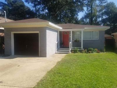 Pensacola Single Family Home For Sale: E 1303 Leonard St