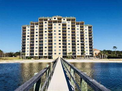 Pensacola Condo/Townhouse For Sale: 10335 Gulf Beach Hwy #702