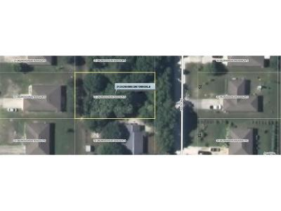 Residential Lots & Land For Sale: 8645 105th Avenue