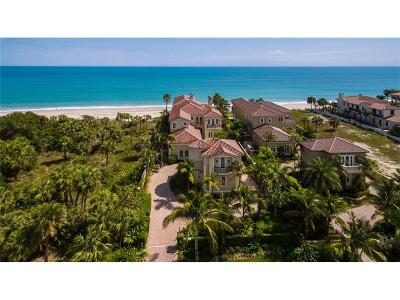 Vero Beach Single Family Home For Sale: 3638 Ocean Drive