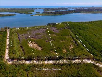 Vero Beach FL Residential Lots & Land For Sale: $1,890,000