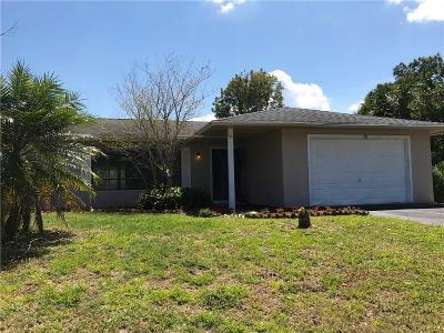 Sebastian FL Single Family Home For Sale: $197,000