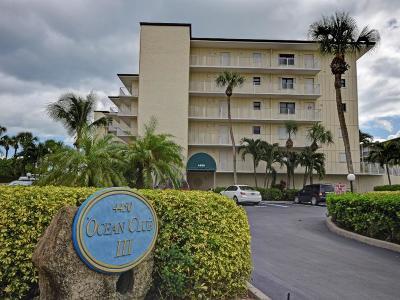 Vero Beach Condo/Townhouse For Sale: 4450 Highway A1a #502