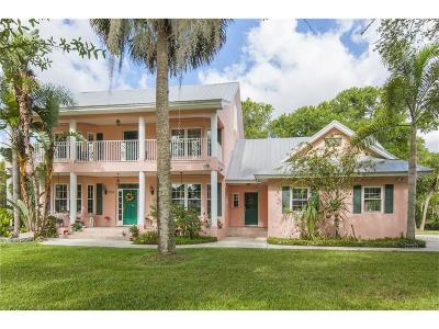 Single Family Home For Sale: 5450 Palmetto Avenue