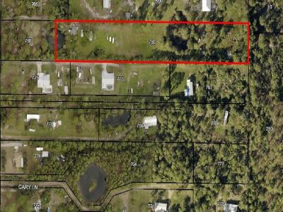 Barefoot Bay Residential Lots & Land For Sale: 8606 Fleming Grant Rd