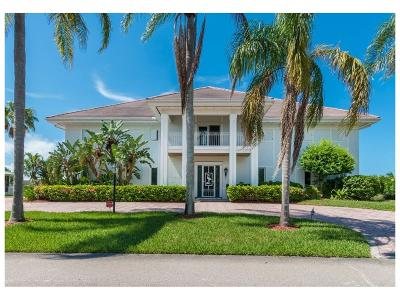 Vero Beach FL Single Family Home For Sale: $1,000,000