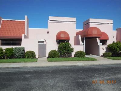 cocoa beach Condo/Townhouse For Sale: 754 S Orlando Avenue #212