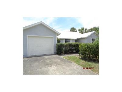 Vero Beach Single Family Home For Sale: 1155 19th Street SW