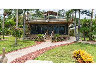 Sebastian Single Family Home For Sale: 11188 Us Highway 1