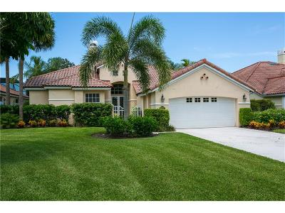 Vero Beach Single Family Home For Sale: 4860 Coventry Court