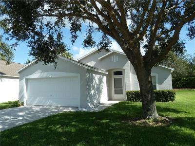 Vero Beach Single Family Home For Sale: 953 N 13th Square