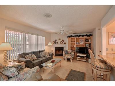 Vero Beach Condo/Townhouse For Sale: 1310 Coral Park Lane #105