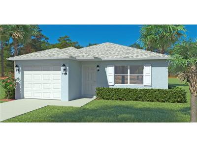 Vero Beach Single Family Home For Sale: 1166 17th Avenue SW