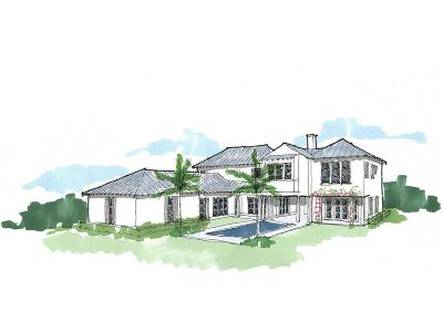 Vero Beach FL Single Family Home For Sale: $2,500,000