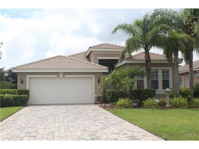 Vero Beach FL Single Family Home For Sale: $289,900