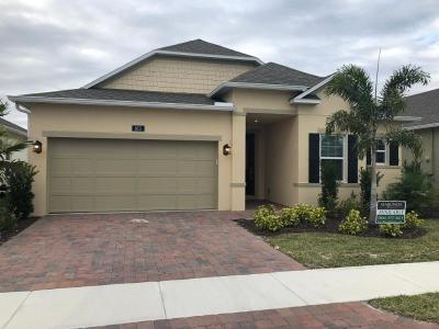 Single Family Home For Sale: 163 Sandcrest Circle