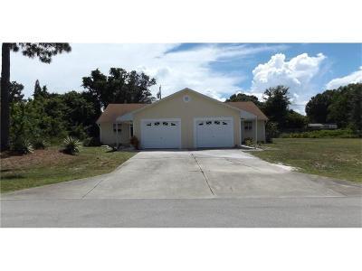 Sebastian Condo/Townhouse For Sale: 8065 126th Lane