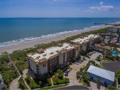 cocoa beach Condo/Townhouse For Sale: 6131 Messina Lane #207