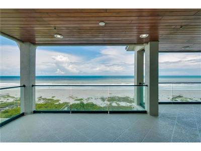 Vero Beach Condo/Townhouse For Sale: 950 Conn (4091 Ocean Dr.) Way #PH 401