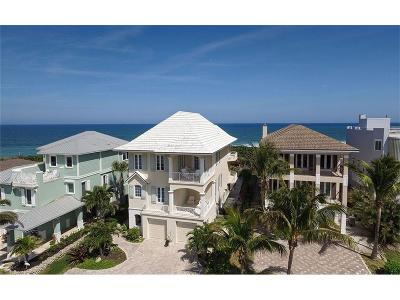 Vero Beach Single Family Home For Sale: 12760 Highway A1a