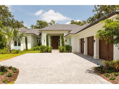 Vero Beach Single Family Home For Sale: 845 Old Oak Lane