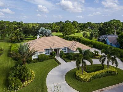 Vero Beach Single Family Home For Sale: 5795 Glen Eagle Lane