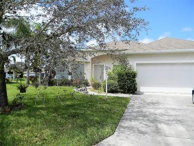 Vero Beach Single Family Home For Sale: 215 56th Drive SW