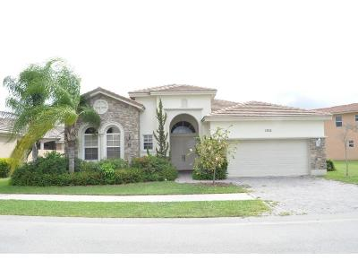 Vero Beach Single Family Home For Sale: 1752 Belmont Circle