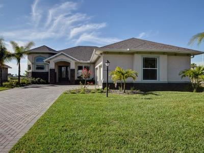 Sebastian Single Family Home For Sale: 642 Whippoorwill Drive
