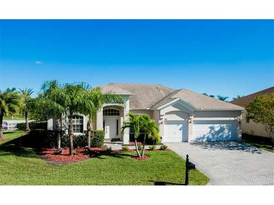 VERO BEACH Single Family Home For Sale: 601 Tangelo Circle SW