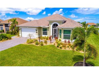 VERO BEACH Single Family Home For Sale: 783 Fortunella Circle
