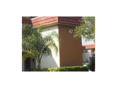 Vero Beach Condo/Townhouse For Sale: 47 Vista Gardens Trail #205