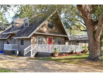 VERO BEACH Single Family Home For Sale: 386 13th Avenue
