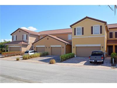 Vero Beach Condo/Townhouse For Sale: 1180 Cheval Drive