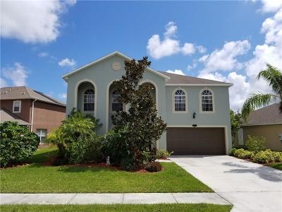 Sebastian Single Family Home For Sale: 117 Bellamy Trail