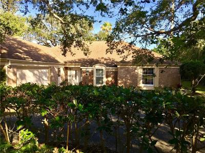 Indian River Shores Single Family Home For Sale: 4696 Pebble Bay Circle