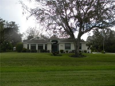 Sebastian FL Single Family Home For Sale: $269,000