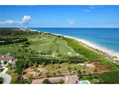 Vero Beach Single Family Home For Sale: 1930 Ocean Drive