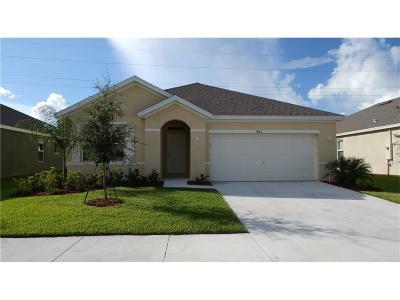 Vero Beach FL Single Family Home For Sale: $229,000