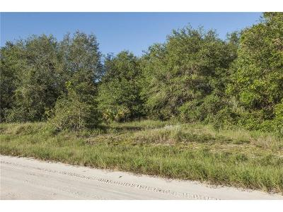 Vero Beach Residential Lots & Land For Sale: 8555 W 98th Avenue