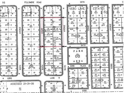 Vero Beach Residential Lots & Land For Sale: 9455 104th Avenue