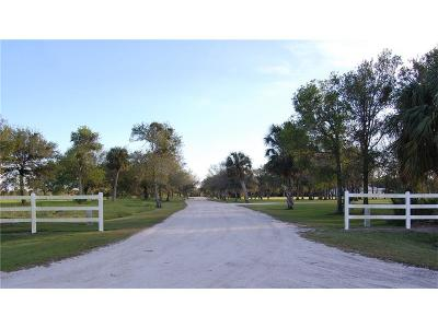 Vero Beach Residential Lots & Land For Sale: 1790 Covey Run Court SW