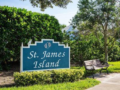 Vero Beach Residential Lots & Land For Sale: 4820 Saint James Avenue